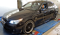 BMW E60 530xd 235LE 2 chiptuning