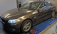 BMW F10 530xd 258LE 2 chiptuning