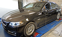BMW F10 530xd 258LE 3 chiptuning