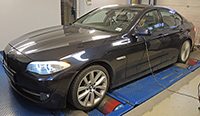 BMW F10 535d 299LE chiptuning update