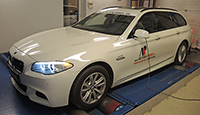BMW F11 530d 258LE stage3 chiptuning