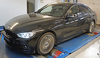 BMW F30 330xd 258LE chiptuning