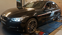 BMW F30 335xd 313LE chiptuning