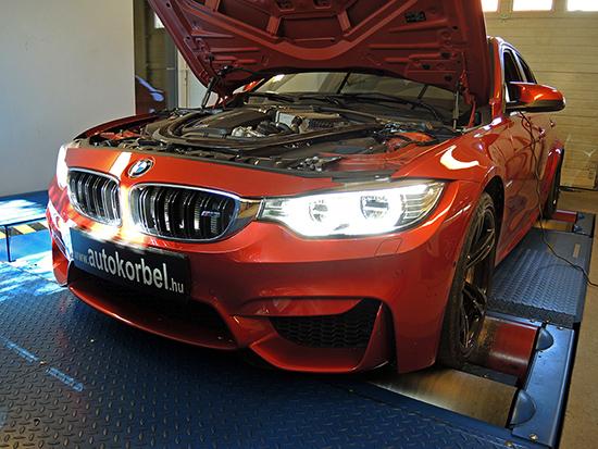 BMW F80/82 M3/M4 Autokorbel cikk