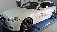 BMW F11 530d 258LE normal chiptuning