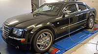 Chrysler 300C 3,0 CRD 218LE chiptuning