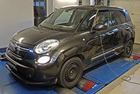 Fiat 500L 1,3 Mj 84LE chiptuning MAHA