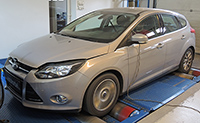 Ford Focus 1,6 Ecoboost 150LE chiptuning