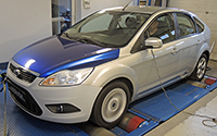 Ford Focus 1,6 TDCI 90LE chiptuning