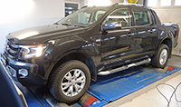 Ford Ranger 3,2 TDCi Wildtrak chiptuning