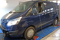 Ford Transit Custom 2,2 TDCI 101LE 2 chiptuning