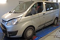 Ford Transit Custom 2,2 TDCI 101LE chiptuning