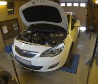Opel Astra J chiptuning