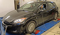 Mazda 3 1,6 MZ CD 116LE chiptuning