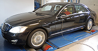 Mercedes W221 S 320 CDI 235LE 4-Matic chiptuning