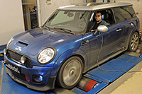 Mini Clubman JCW 211LE chiptuning