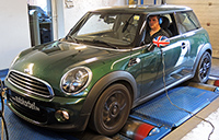 Mini One 1,6 75LE chiptuning