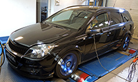 Opel Astra 1,9 CDTI 100LE chiptuning