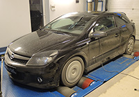 Opel Astra H 1,9 CDTI chiptuning
