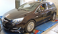 Opel Astra J 1,7 CDTI 110LE chiptuning 2