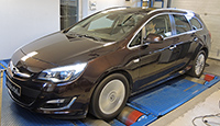 Opel Astra 1,7 CDTI 130LE chiptuning