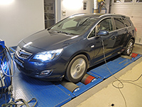 Opel Astra J 2,0 CDTI 165LE chiptuning