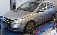 Opel Corsa 1,3 CDTI 69LE chiptuning