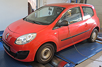 Renault Twingo 1,5 DCI 64LE chiptuning
