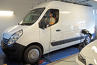Renault Master 3 2,3 DCI 101LE chiptuning