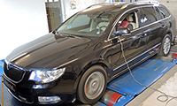 Skoda Superb 2,0 TDI CR 170LE chiptuning
