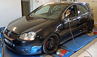 VW Golf V Gti 2,0 TFSI 200LE chiptuning
