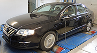 VW Passat 2,0 TDI CR 140LE chiptuning