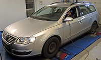 VW Passat 2,0 TDI PD 140LE chiptuning