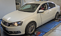 VW Passat B7 2,0 TDI CR 140LE 2 chiptuning