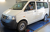 VW T5 1,9 TDI PD 86LE chiptuning