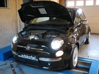 Fiat 500 1,3 MJ chiptuning