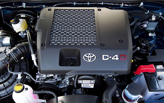 Chiptuning Toyota Lexus d4d